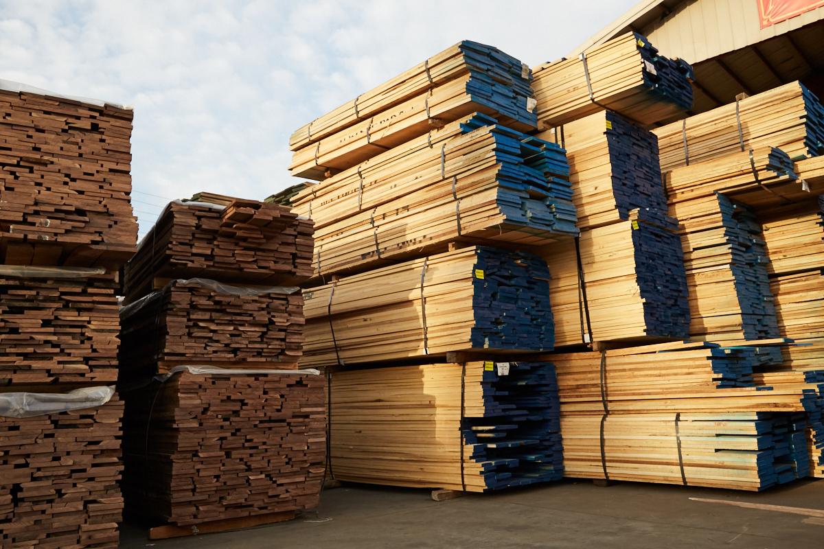 Hardwood Lumber Swaner Hardwood
